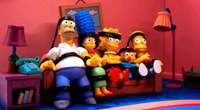 Alternatives Simpsons-Intro