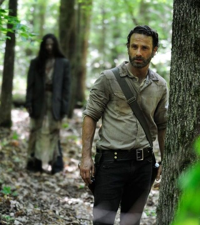 Das erste Bild aus der 4. Staffel The Walking Dead