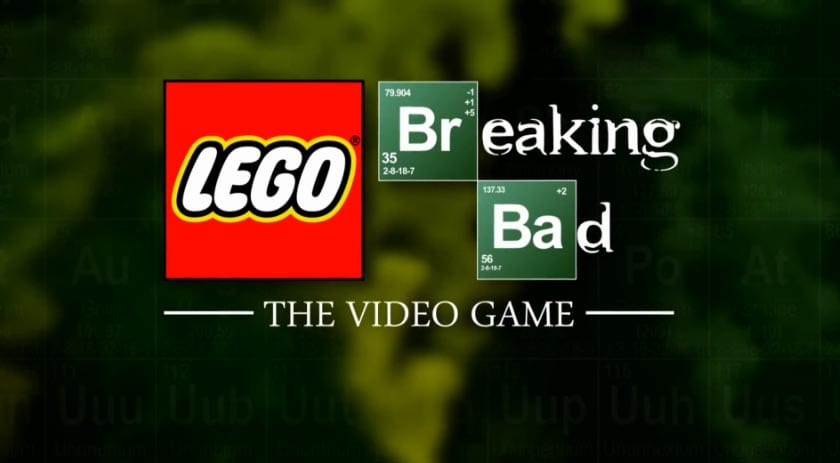 Parodie: LEGO Breaking Bad – The Game