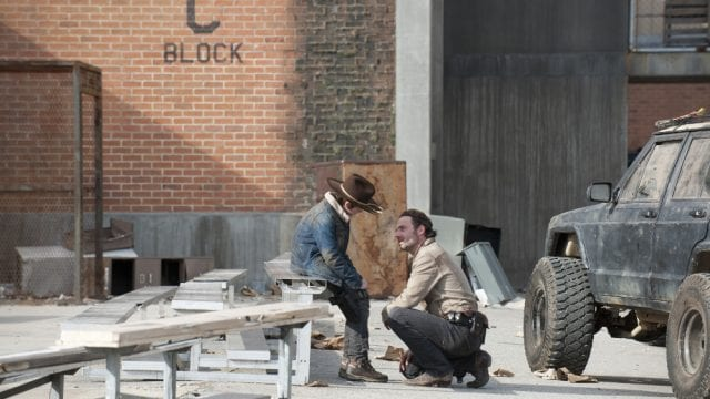 The Walking Dead Staffelfinale #3: Review und Podcast