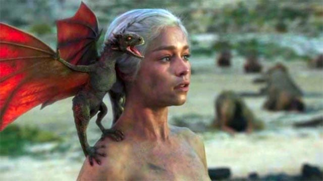 Wie man richtig gut Khalessi Daenerys Targaryen malt