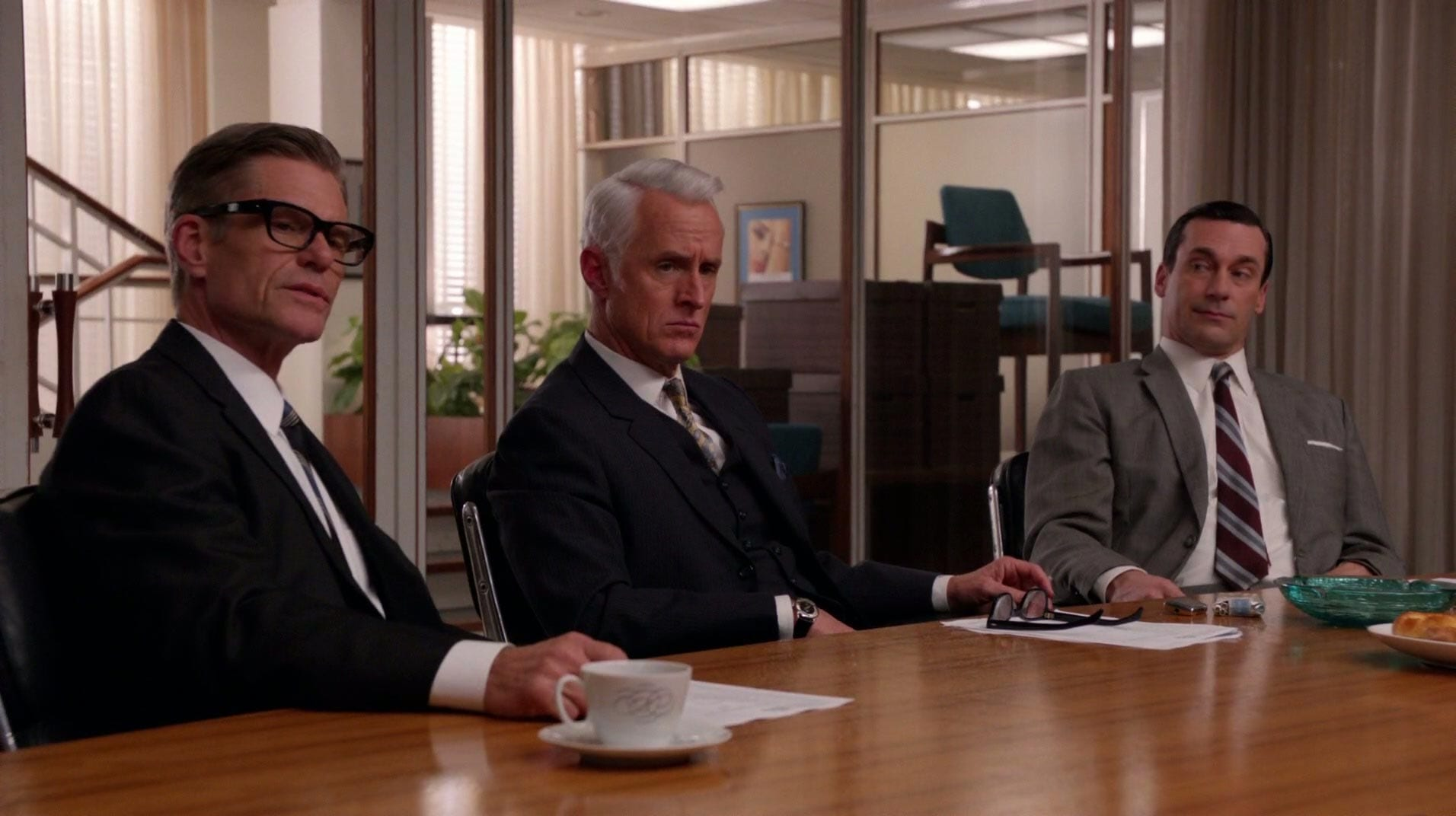Review: Mad Men S06E07 – Man With A Plan