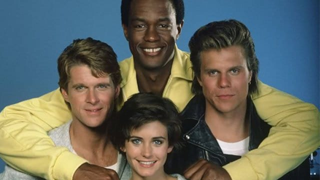 Heroes aus den 80ern: Misfits of Science
