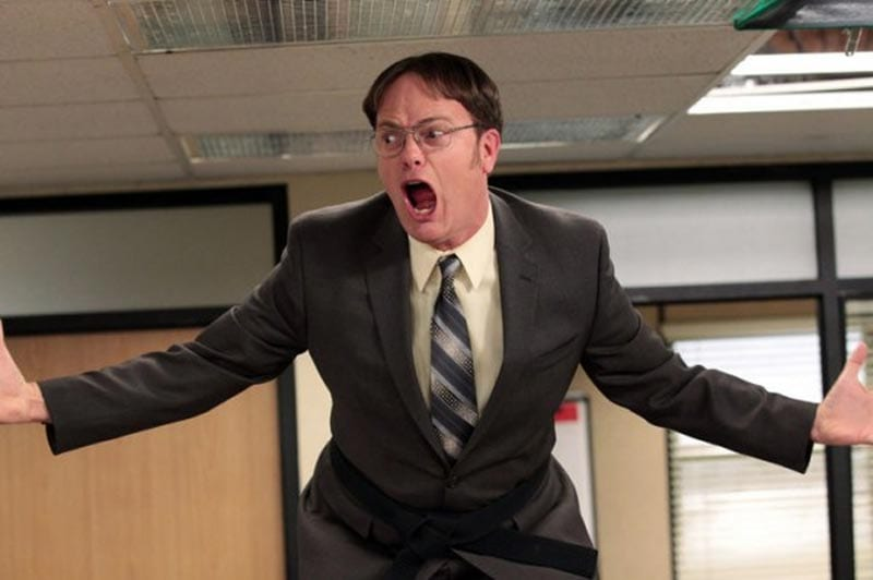 Review: The Office S09E21 – Livin' the Dream