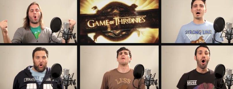 GoT: A Capella-Theme