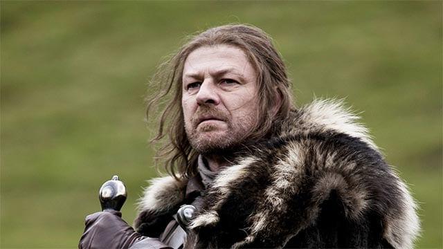 Ich bin Eddard Stark