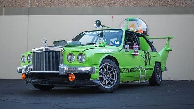 The Homer – Das Auto von Homer, für Homer