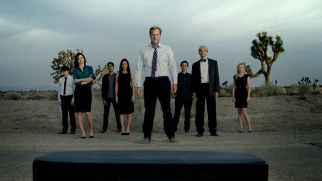 Stimmungsvoller Trailer zur zweiten Staffel von 'The Newsroom'