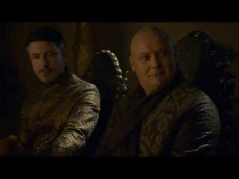 Game of Thrones: Tywin Lennister's Dinner Party