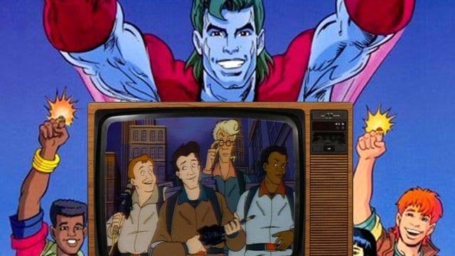 Zeichentrick Serie 80er