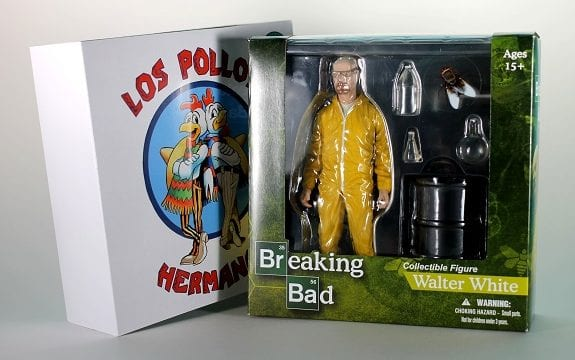 Breaking Bad: Walter White als großartige Actionfigur