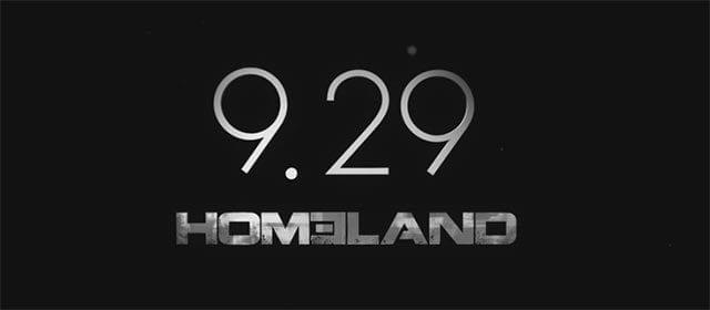 Homeland Season 3-Teaser