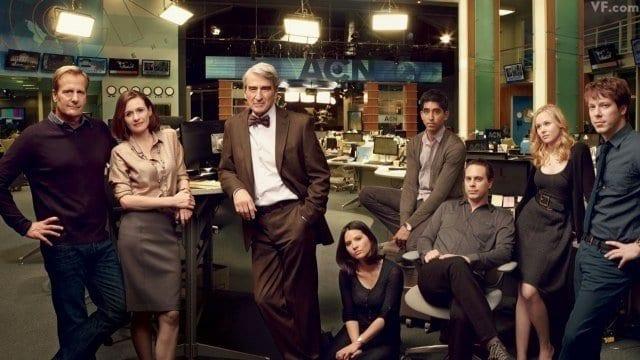 Letzte Infos & exklusive Szenen der zweiten Staffel Newsroom