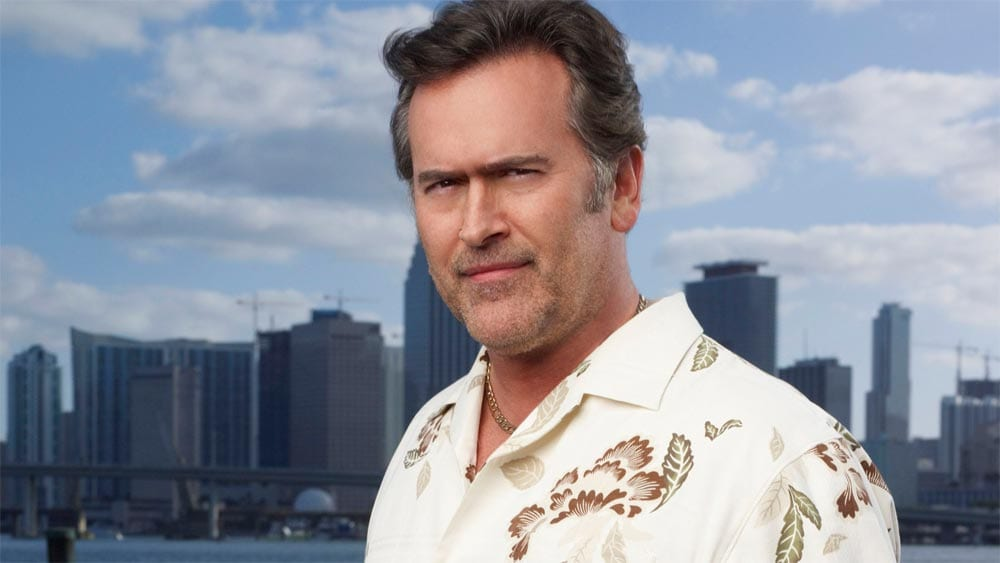 Sam Axe-Spin-off?