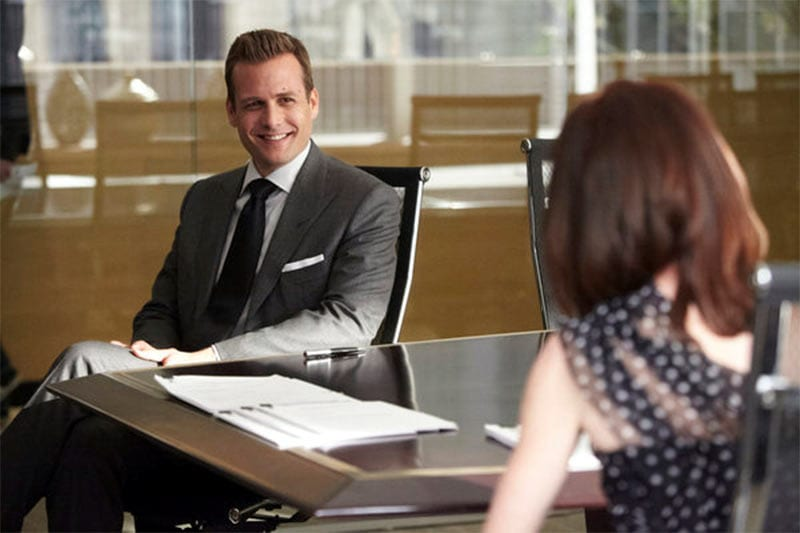 Suits S03E02 – I Want You To Want Me