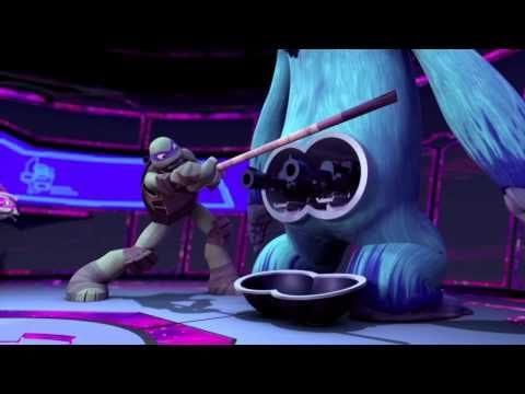 """Ein kurzer Blick in die zweite Staffel der animierten """"Teenage Mutant Ninja Turtles"""""""