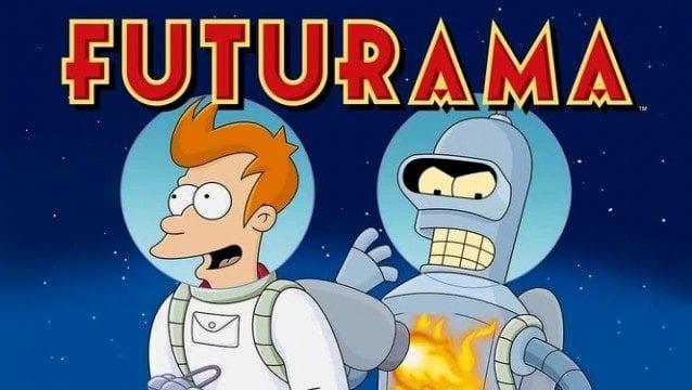 Sneak-Peak zur letzten Futurama Folge