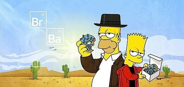 Der Breaking-Bad-Simpsons-Couch-Gag