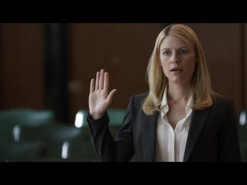 Homeland Season 3 – Drama Trailer