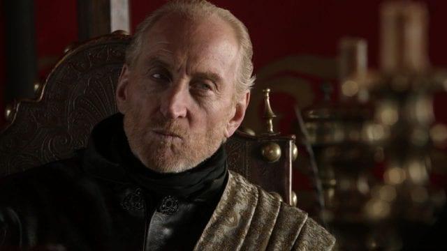 Tywin Lannister geht angeln