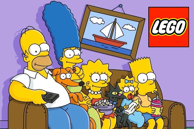 2014 bringt LEGO die Simpsons raus