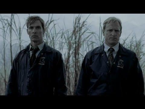 """""""True Detective"""" die achtteilige Miniserie mit Matthew McConaughey und Woody Harrelson"""