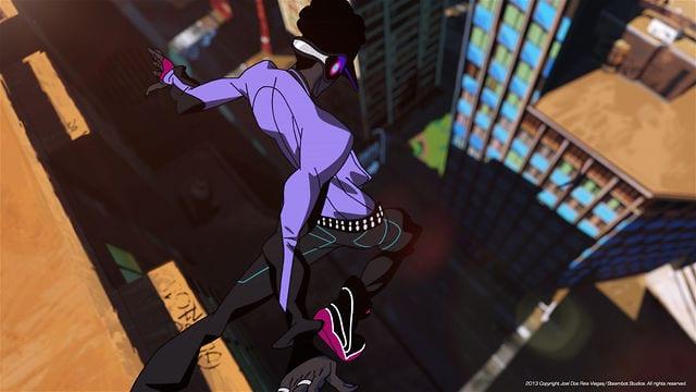 """Die Cyberpunk-Cartoon-Serie """"URBANCE"""" solltet ihr euch mal merken!"""
