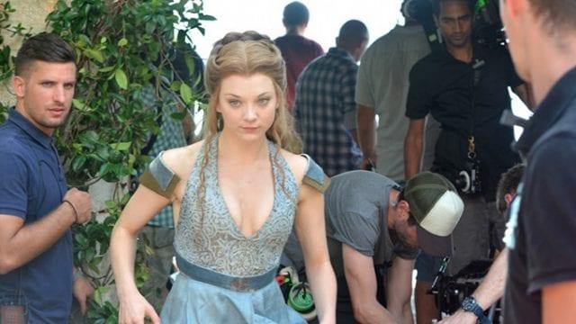 Bilder vom Set der vierten Staffel