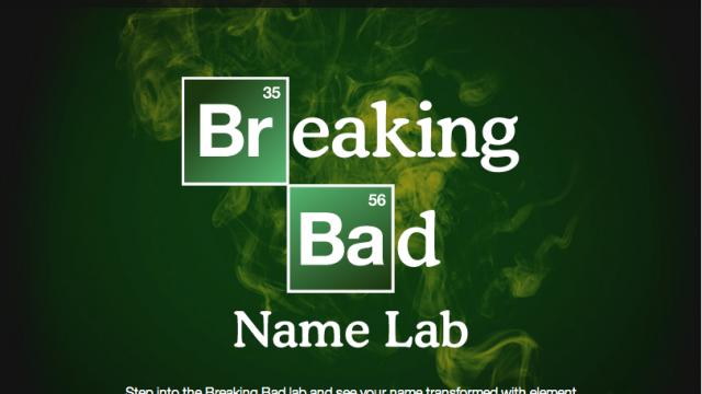 Euer Name ver-Breaking-Bad-et