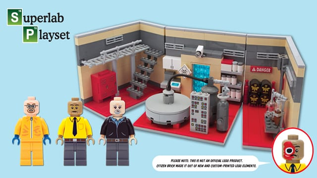 Breaking Bad Lego – 4Real!