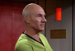 Star Trek TNG meets Classic