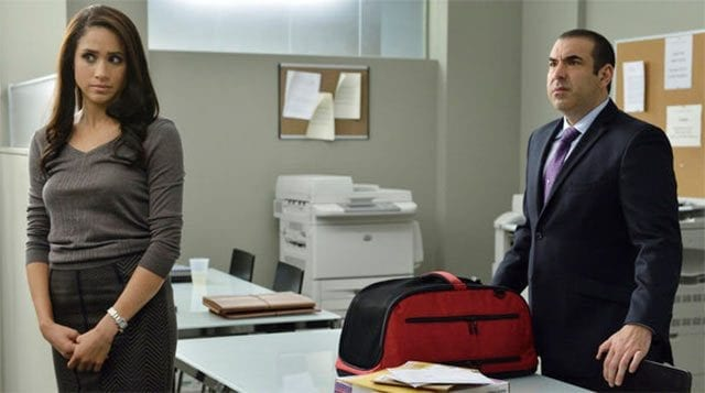 Suits S03E07 – She's Mine