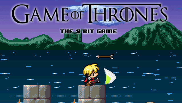 Game of Thrones: 8-Bit-Game