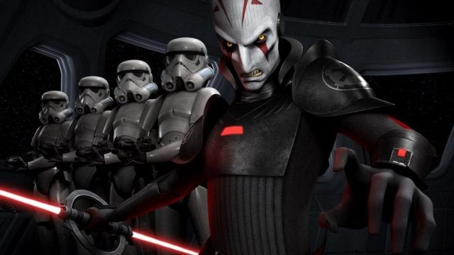 Making-of Star Wars Rebels