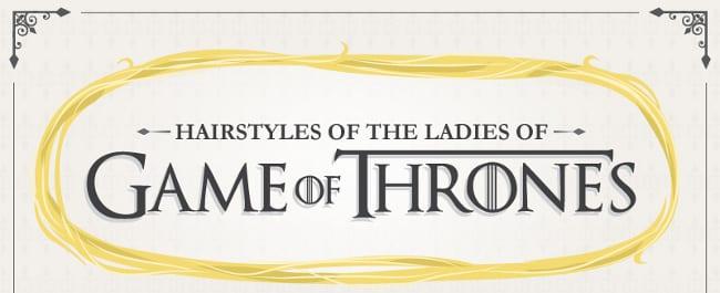 game of thrones frisuren anleitung frisur. Black Bedroom Furniture Sets. Home Design Ideas