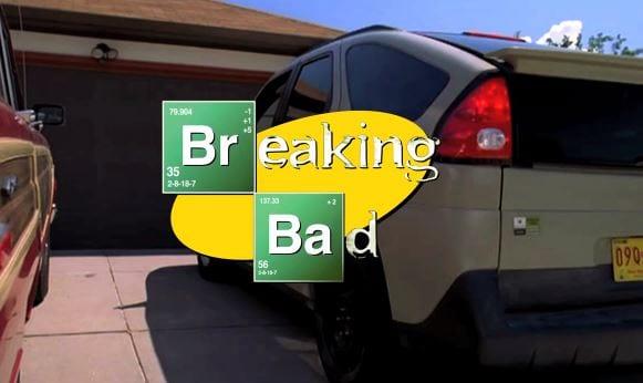 Breaking Bad Meets Seinfeld