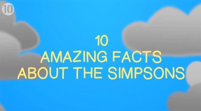 10 Fakten über die Simpsons