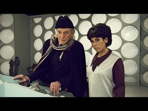 """""""An Adventure in Space and Time"""" – Die Entstehung von Doctor Who als Spielfilm"""
