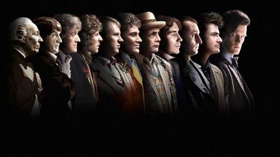 Erste Bilder aus der der Doctor Who Jubiläumsfolge