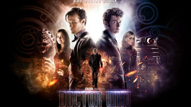 Video Roundup zum Day of the Doctor