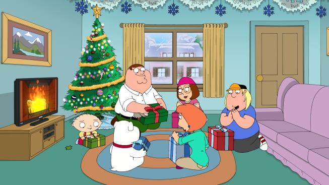 have an awesome christmas seriesly awesome