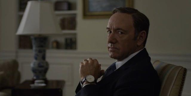 House of Cards: Trailer zu Staffel 2