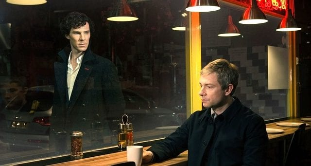 Sherlock Series 3 Trailer