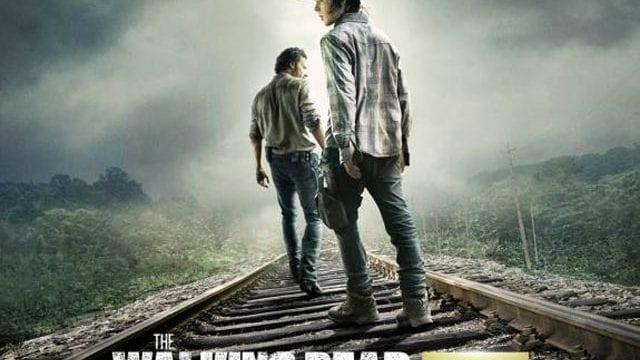 Offizielles Poster zu TWD Season 4.2