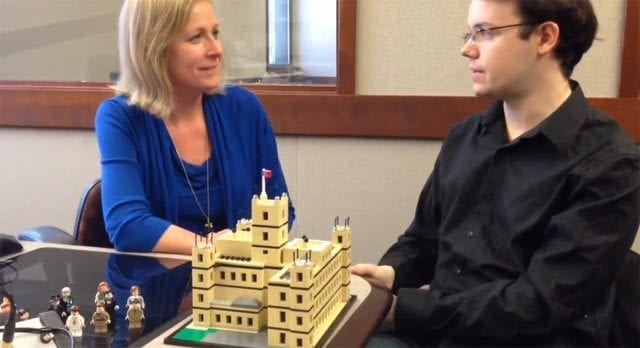 Downton Lego