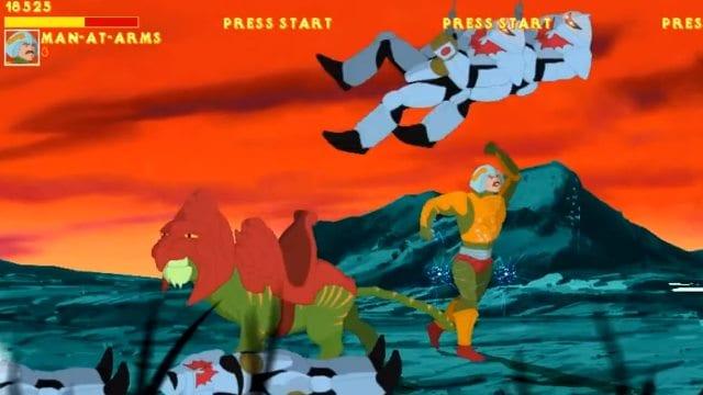 Zurück in die 80er mit dem gratis He-Man Computerspiel