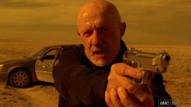 You Better Caul Saul begrüßt 'Mike'