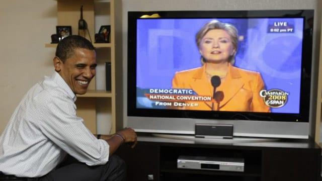 Die Lieblingsserien von Obama und Hillary