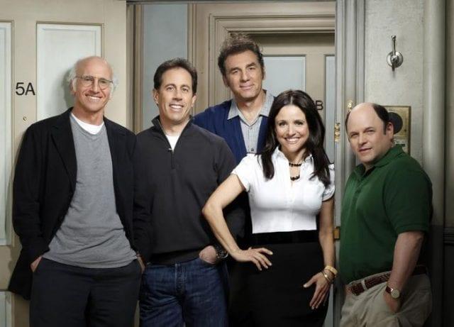 10 Minuten Seinfeld Reunion!