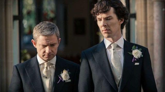 Sherlock S03E02 – The Sign Of Three